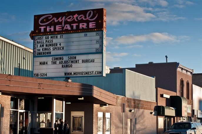 Elko Nvtheatre Uec Crystal 5 Now Open Uec Movies United Entertainment Corp Uec Movies United Entertainment Corp
